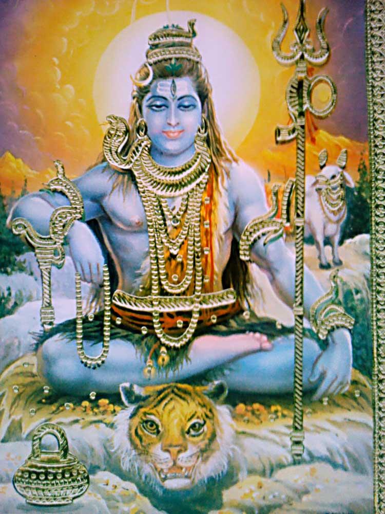 Siva, a nagy isten